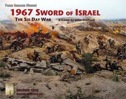 Amazon com: APL: 1967, Sword of Israel, Complete Boardgame for the