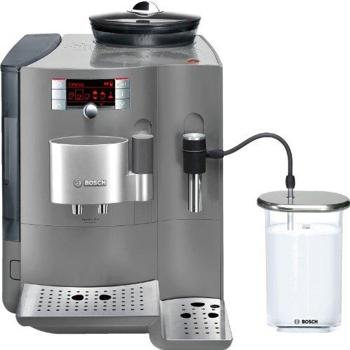 Bosch TES71355DE - Cafetera automática, acabado metalizado ...