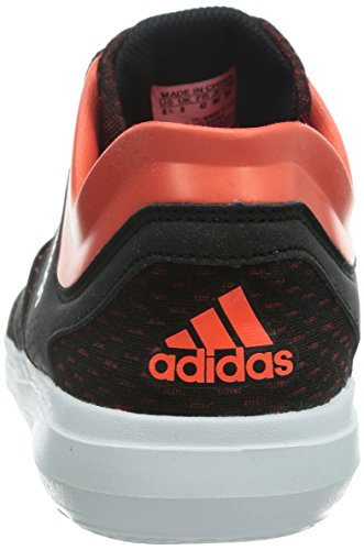 adidas Adissage Recovery - - Unisex adulto Negro / Naranja