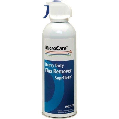 MCC-SPR SuprClean Heavy-Duty Rosin Flux Remover, 12 oz. Aersol