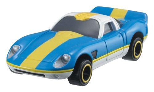 スピードウェイスター ドナルドダック(ブルー×イエロー) 「ディズニーモータース DM-02」の商品画像