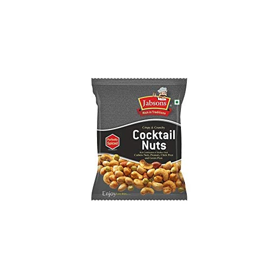 Jabsons Cocktail Nuts 120g