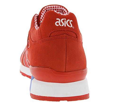 Asics GT-II para hombre Formadores Red H40PK 2323