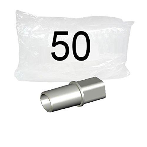 Alcohawk Slim Breathalyzer - AlcoHAWK Elite Slim Mouthpieces-Pack of 50