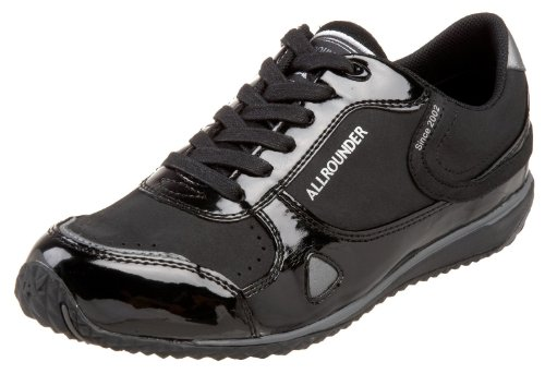 Mephisto Womens Lace - ALLROUNDER by MEPHISTO Women's Salina Lace-Up,Black,6.5 M US