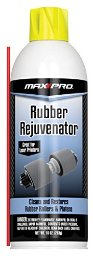 Max Professional 2145 Blow Off Rubber Rejuvenater 10 Oz - Pack of 12