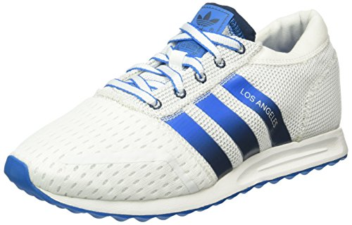 Los Blue Mineral Ftwr Angeles Blanc adidas Basses Homme White Sneaker Blue Shock Z4CdqwUWS