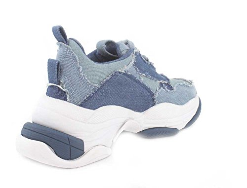 Women's Sneakers Denim Blue Lo Jeffrey Campbell Fi Multi Wn46p