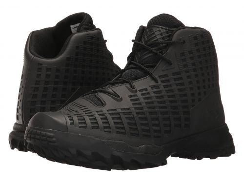 Under Armour(アンダーアーマー) メンズ 男性用 シューズ 靴 ブーツ 安全靴 ワーカーブーツ UA Acquisition Black/Black/Black [並行輸入品] B07BKVLHG7 13 D Medium