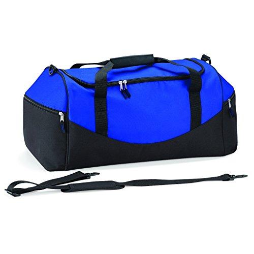 Reisetasche 'Teamwear Holdall', Farbe:Royal/Black