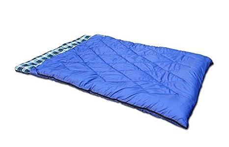 Camping bolsas de dormir, pareja de doble resorte saco de dormir y de invierno saco
