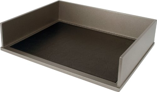 (Victor Wood Classic Silver Collection, Letter Tray, Silver, (S1154))