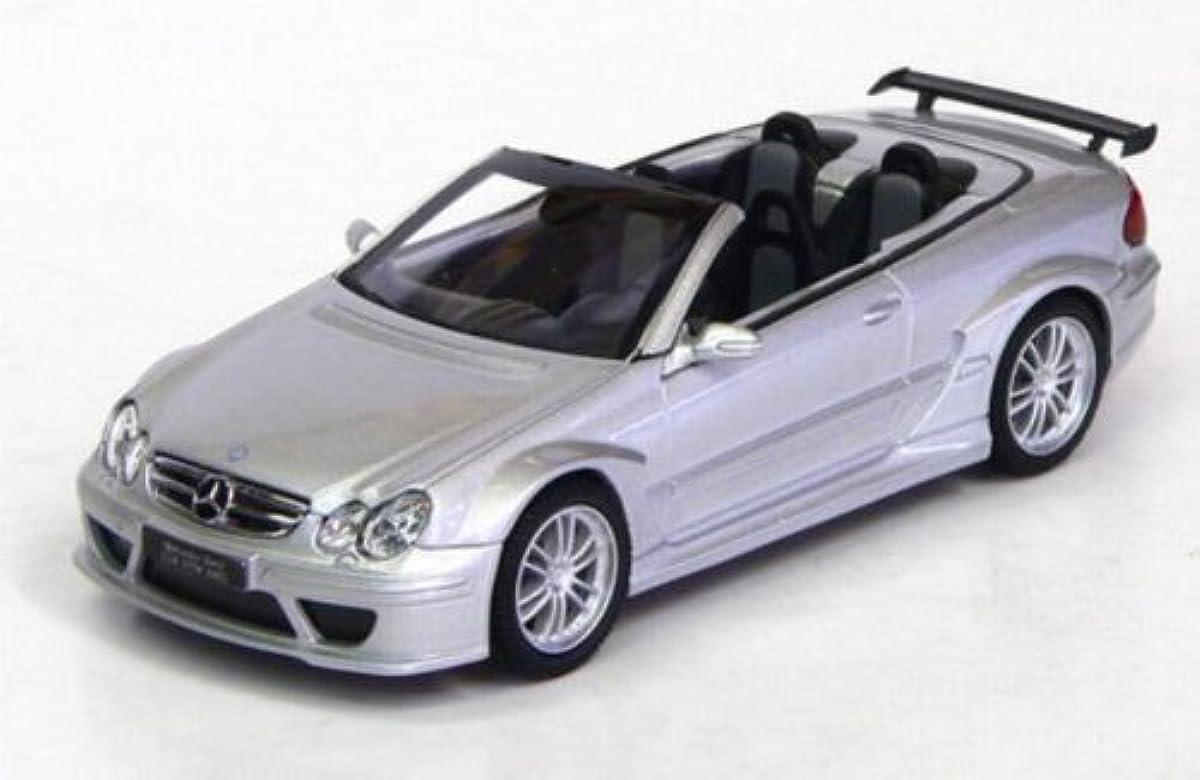 [해외] KYOSHO 1/43 메르세데스 벤츠 CLK DTM AMG carbriolet 실버 완성품