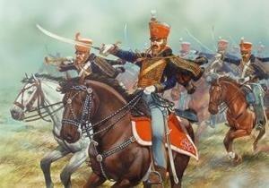 Perry Pmbh80 Miniatures 28Mm - British Napoleonic Hussars 1808-1815