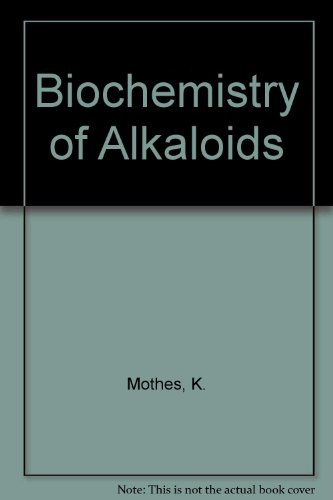 Biochemistry of Alkaloids