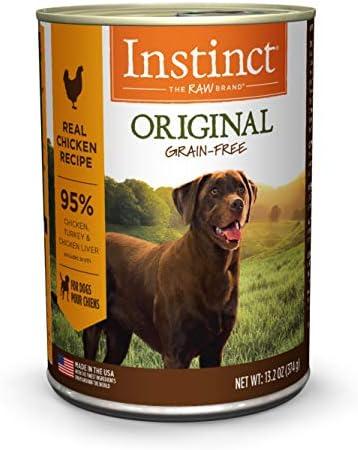 Instinct Original Lata Receta de Pollo de 13.2 oz (6 pack) para Perros 2