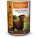 Instinct Original Grain Free Real Chicken Recipe Natural Wet Canned Dog Food by Nature's Variety, 13.2 oz. Cans (Case of 6)
