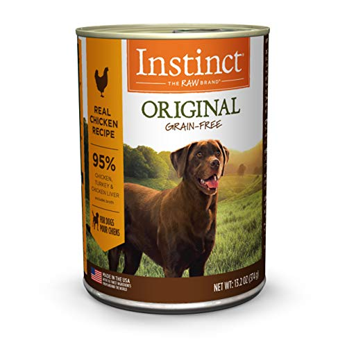 Instinct Original Grain Free Real Chicken Recipe...