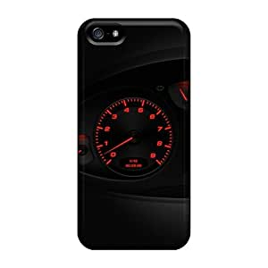 MansourMurray Iphone 5/5s Scratch Resistant Cell-phone Hard Cover Provide Private Custom Fashion Audi R8 Image [cIe14398InSB]