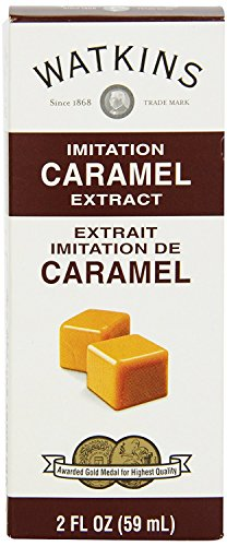 (Watkins Caramel Flavor with Natural Flavors 2 ounces)