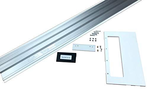Tru System Trac - True Trac 570TPC Universal Track Saw Guide, Pro-Series 4ft Starter Kit