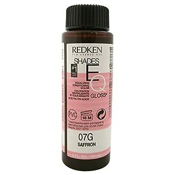 Amazon.com: Redken Shades EQ brillo para mujer color de pelo ...