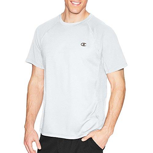 Champion Vapor Short Sleeve Men's T-Shirt_White_L