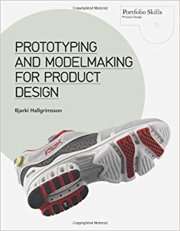 prototyping and modelmaking for product design portfolio