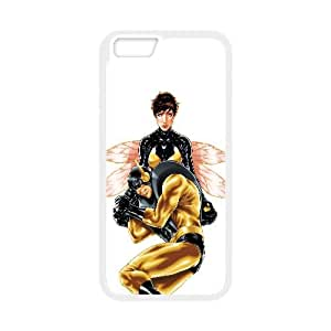 The Wasp And Ant Man Comic iPhone 6 Plus 5.5 Inch Cell Phone Case White 6KARIN-308563