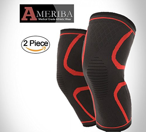 Bone Shape Magnet (LIMITED TIME OFFER! AMERIBA: 360 Degree Compression Brace, Interchangeable Knee Sleeve & Elbow Sleeve for Arthritis, Muscle Ache, ACL Injury, Joint Pain, Running - Sold by a US based company)