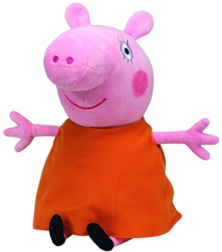 TY Beanie Buddy - MUMMY the Pig (UK Exclusive - Peppa Pig)