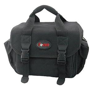 Nikon D3400 DSLR Camera with AF-P DX 18-55 Lens and 64GB Kit + Flash + Filters + Wide Angle Lens and Telephoto Lens + SLR Bag + Remote + Bundle