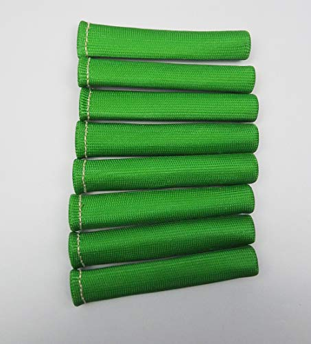 labwork-parts Green 1200° Spark Plug Wire Boots Heat Shield Protector Sleeve SBC BBC 350 456