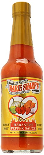 Marie Sharps Hot Sauce (Marie Sharp's Fiery Hot Sauce)