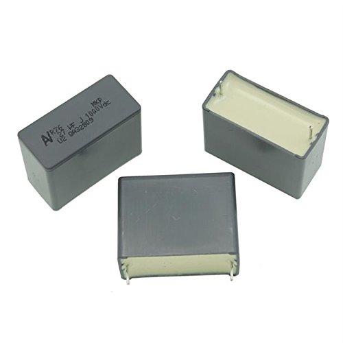 5x MKP-Condensatore rad. 0, 27µF 1000V DC ; 27, 5mm ; R76QR3270JE30J ; 270nF 27µF 1000V DC ; 27 Arcotronics