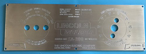 lincoln electric sa 200 parts - 3
