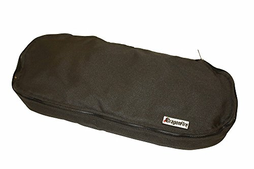 Dragonfire Racing Drive Belt Bag (Black) -