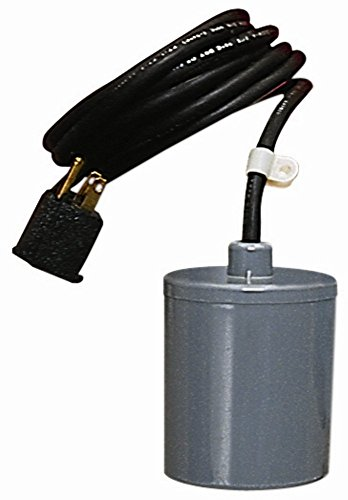 Little Giant 599117 RFSN-9 Piggyback Remote Float Switch for ½ HP Manual Pump (Renewed)
