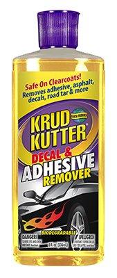 RUST-OLEUM PU086 Decal/Adhesive Remover, 8 oz