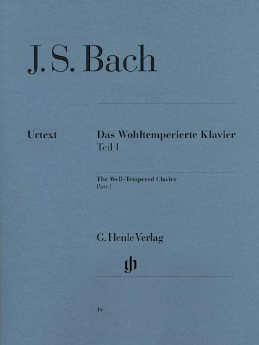 - The Well-Tempered Clavier: Part I