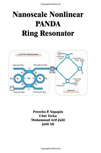 Nanoscale Nonlinear PANDA Ring Resonator by Preecha Yupapin (2012-05-10)
