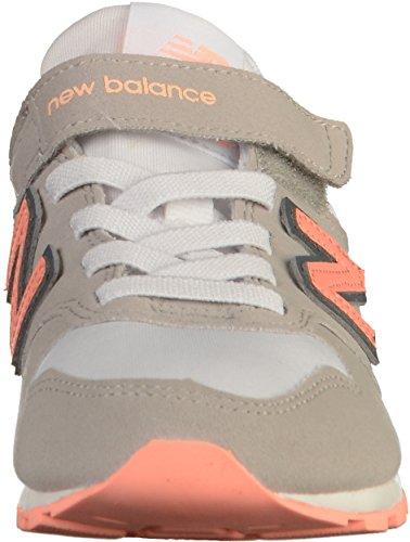 New Balance KV996PCY Zapatillas De Deporte Bajas Chica Rosa