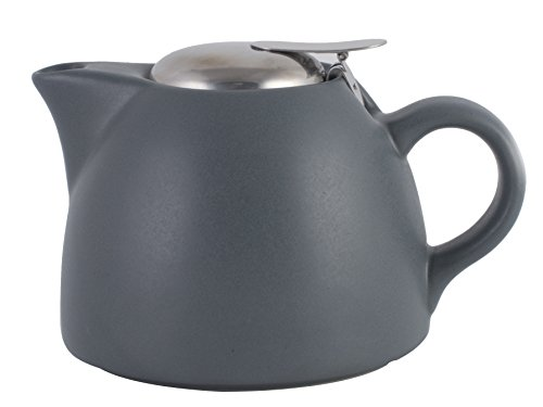 La Cafetiere Barcelona 450ml Teapot With Filter In Grey