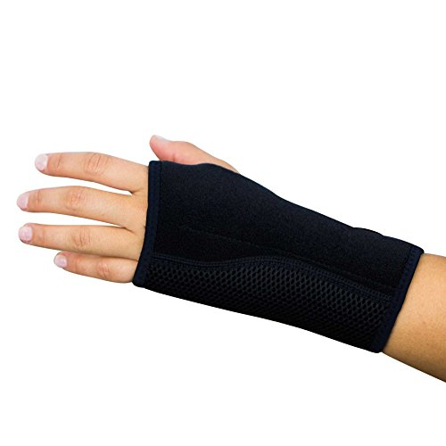 Adjustable Wrist Brace - Hand Support, Relieve Carpal Tunnel, Tendonitis