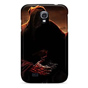 Scratch Resistant Hard Cell-phone Cases For Samsung Galaxy S4 (bMW3898BkvC) Support Personal Customs Nice Grim Reaper Skin