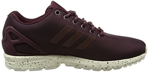 White Flux ZX Low Rot Maroon Chalk Top Herren adidas Maroon EzqRnwS4