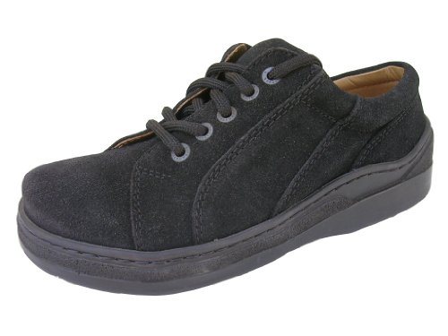 5 6 M 37 Suede Footprints Bangor Black US 6 Womens BRPqWz6xw8