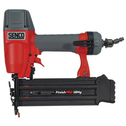 SENCO FinishPro 18MG, 2-1/8' 18-Gauge Brad Nailer (ProSeries)