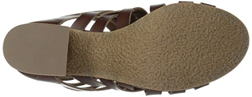 Blowfish Mujeres Flame Fisherman Sandal Whisky Dyecut Pu