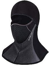 ROTTO Passamontagna Moto Balaclava Nero Sci Snowboard Bici Mask  Impermeabile Termico A Prova di Vento Dimensioni 269b14f758f6